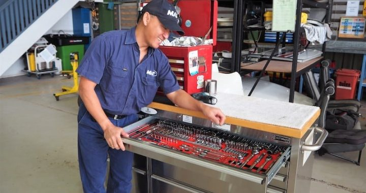 Kinds of Automotive Toolboxes